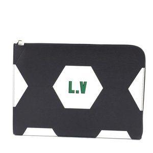 Louis Vuitton FIFA Portfolio Epi Laptop Bag